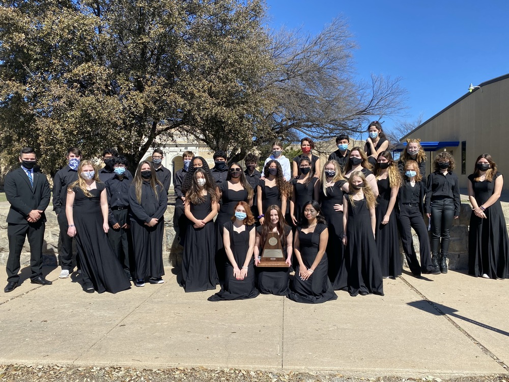 Eden Bulldog Band Receives UIL Honors