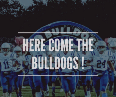 Here Come the Bulldogs!